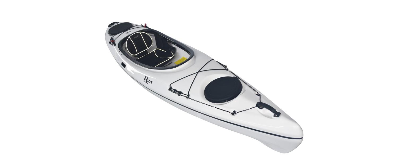 Whitewater Kayaks